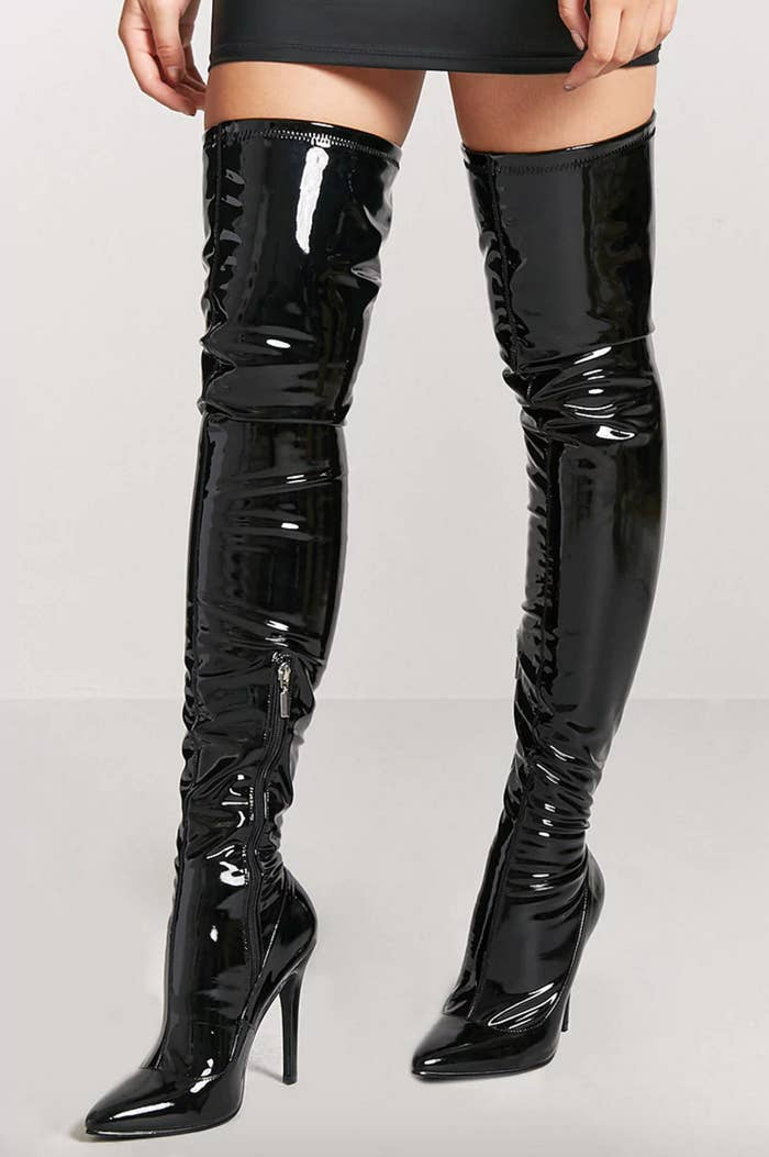 d59741d1c7d 28 Gorgeous Pairs Of Thigh-High Boots You ll Want ASAP