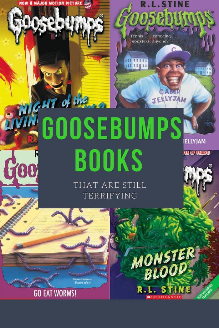 23 Goosebumps Books You Ll Still Find Terrifying