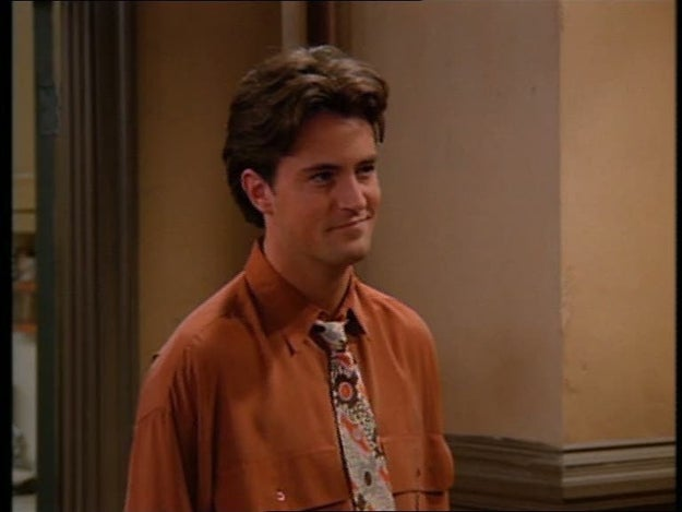 Chandler was 26 years old.