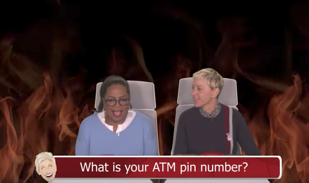 "It all started with a simple question: ""What's your ATM PIN number?"""