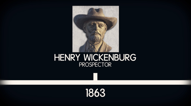 Before their visit, they wanted to learn more about the small town. In 1863, Prospector Henry Wickenburg founded Vulture Mine after finding a quartz deposit with gold in Sonoran Desert, AZ. It quickly became Arizona's most successful gold mine.