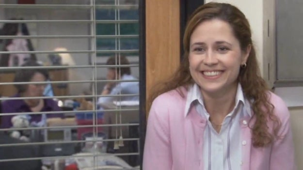 Pam was 25 years old.
