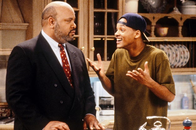 And finally, Will Smith is older than Uncle Phil was during the first few seasons of Fresh Prince of Bel-Air (45<49)
