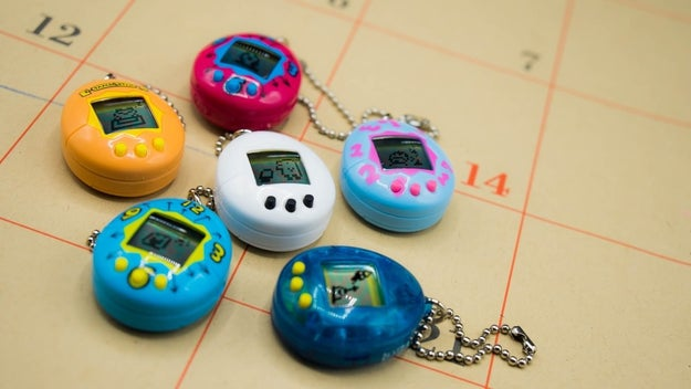 You can grab a new Tamagotchi for yourself and fulfill all your '90s childhood dreams when they hit shelves Nov. 5.