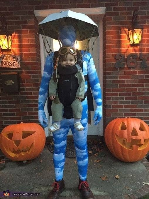Perfect Halloween Costumes For People Who Just Had A Baby - 23 parents failed creating kids halloween costumes