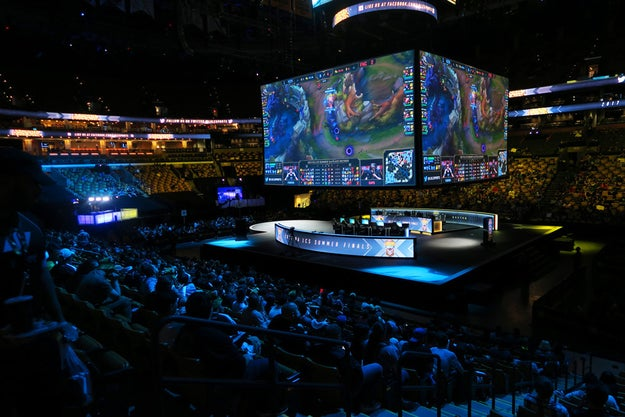 Welcome To Summoner's Rift: My First Esports Championship