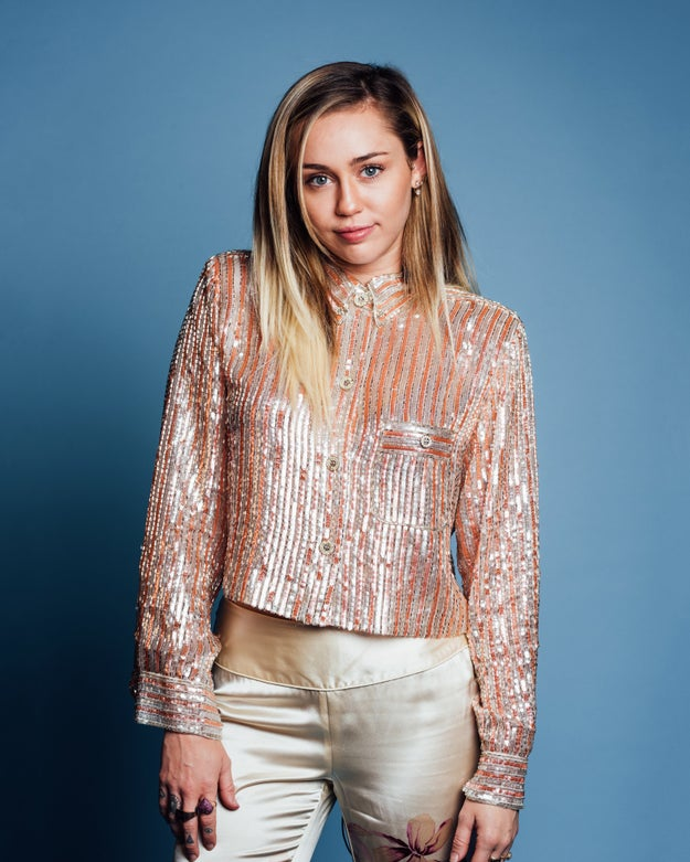 Be sure to download Miley's new album Younger Now, and catch her as a coach on this season of The Voice every Monday and Tuesday at 8 p.m. ET on NBC!