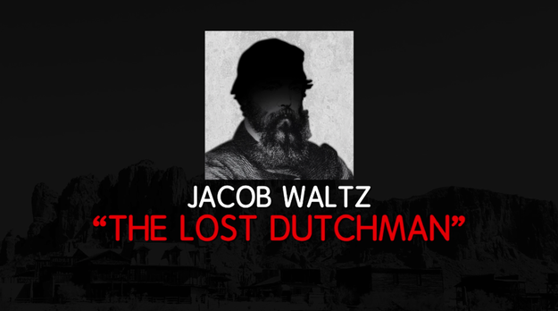"""Vulture Mine is also where the notorious Jacob Waltz AKA, """"The Lost Dutchman"""" likely worked as a foreman for several years."""