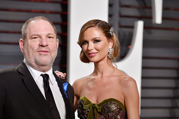 Georgina Chapman Says She's Leaving Husband Harvey Weinstein As Sexual Assault Allegations Pile Up