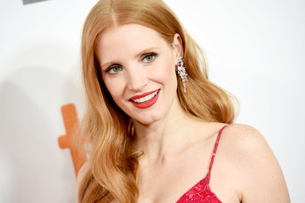 Well, now Jessica Chastain has drawn attention to the issue.