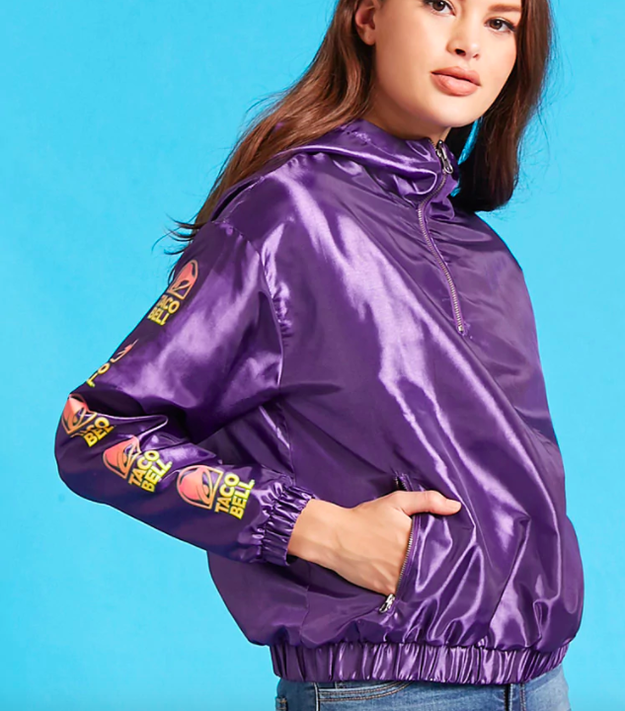 Like this hoodie, because you like to have something spicy up your sleeve.