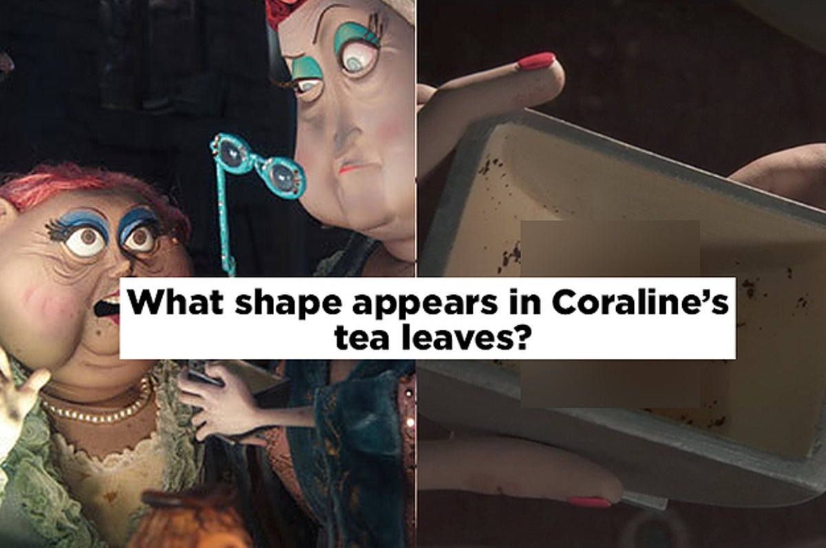 If You Don T Get 12 15 On This Quiz It S Time To Rewatch Coraline