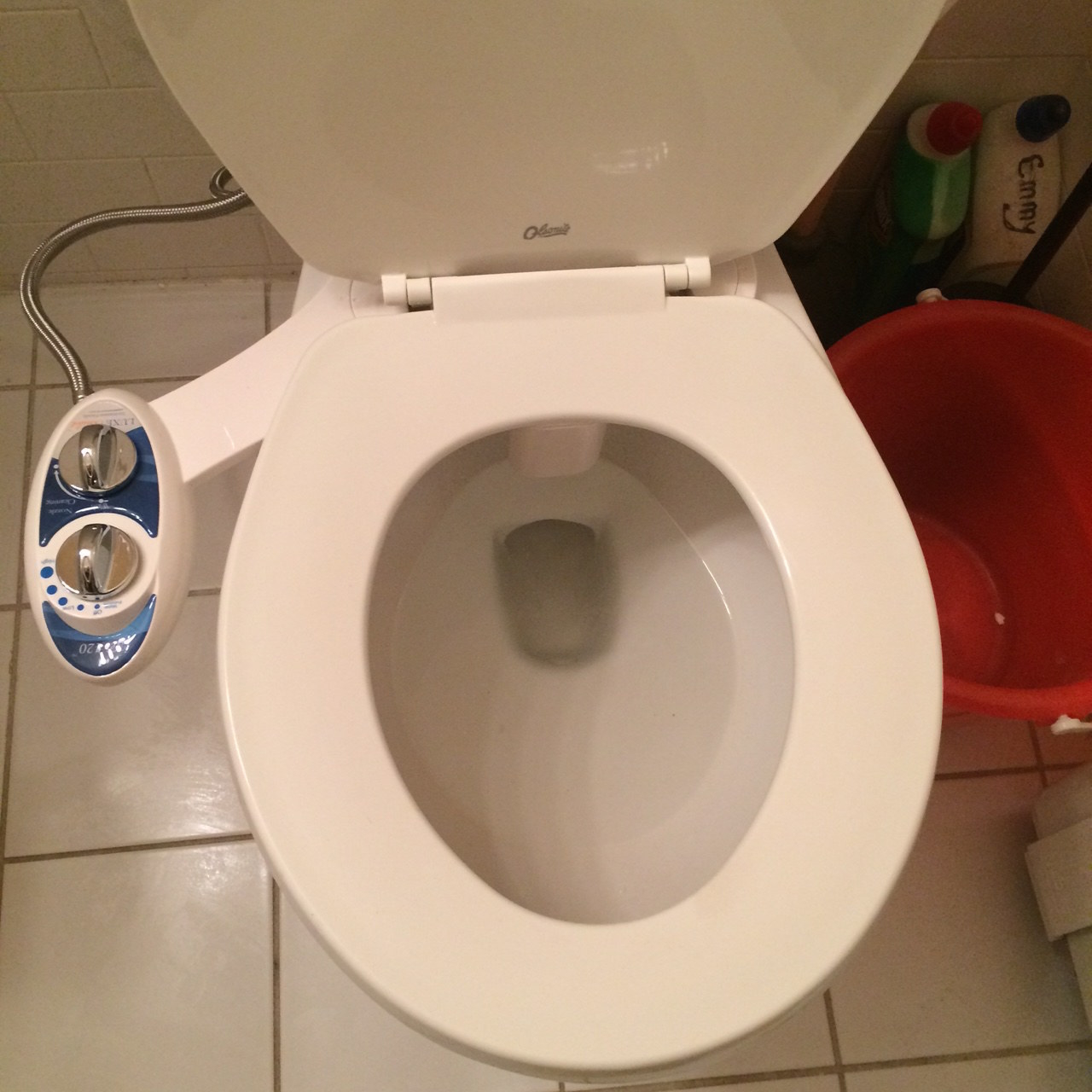 This Bidet Has Made My Butt Cleaner Than Ever