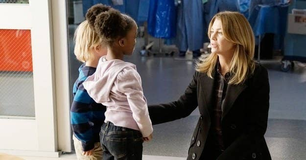 """""""The moment that haunts me most is when Meredith told Zola that she 'couldn't fix' Derek. I'll never be able to get Zola's voice out of my head, telling her mom to fix her dad and Mer admitting that she can't.""""—lizvstheworld"""