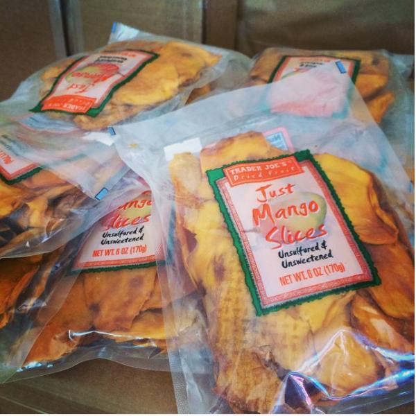 Just Mango Slices
