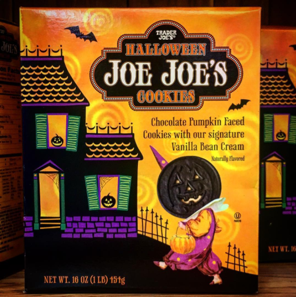 You can't go wrong with Joe Joe's. Just wish they would bring back the peanut butter ones. —victorias46f0baa27