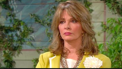 Okay, Days of Our Lives fans: What questions do you have for Deidre Hall, aka Dr. Marlena Evans, aka the QUEEN OF SALEM?