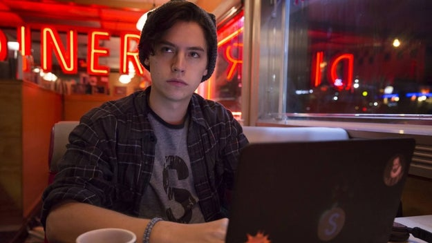 In his very own McConaissance, Cole Sprouse now plays Jughead on Riverdale (and he's amazing).