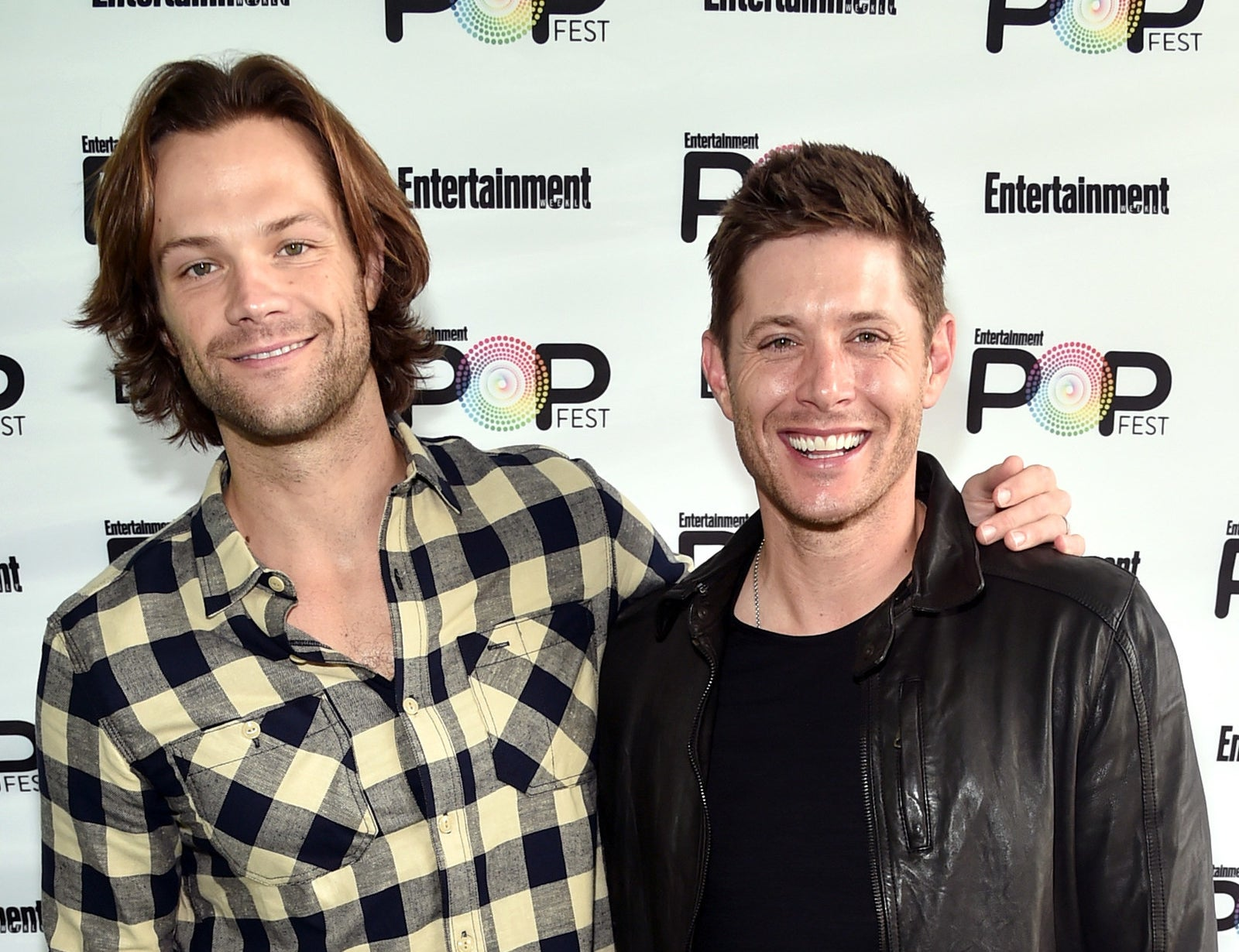 You know Jared Padalecki and Jensen Ackles, right?