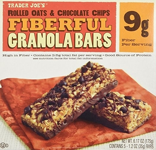 These have more fiber and protein (and less sugar!) than some of the other bars marketed for children.—daniellek469bcc33f