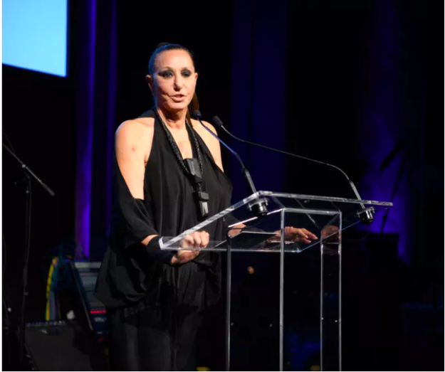 """Lohan's comments come in the wake of designer Donna Karan being widely criticised for her statement on the matter, in which she said that women were complicit in their own sexual harassment by dressing in such a way that they were """"asking for it""""."""