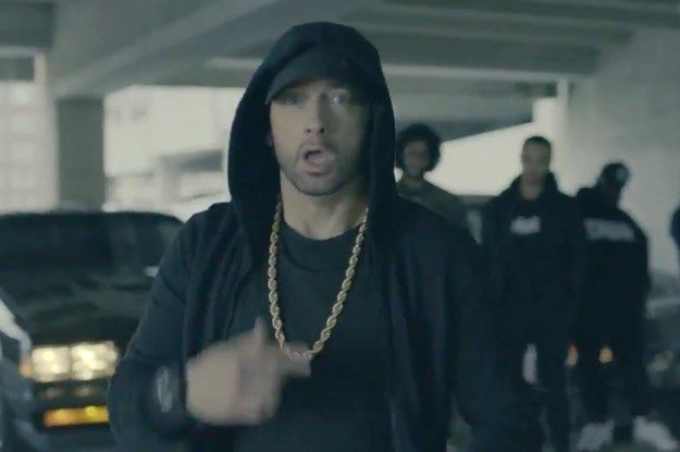 Eminem Has Attacked Donald Trump In A Fiery Rap And People Are Torn