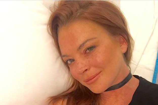 People Are Saying Lindsay Lohan's Defence Of Harvey Weinstein Is A Perfect Example Of Rape Culture