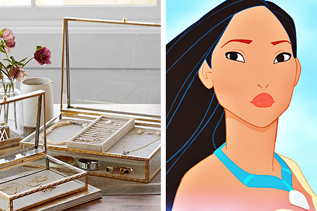 Fill A Jewelry Box And We Ll Reveal Which Disney Princess You Re