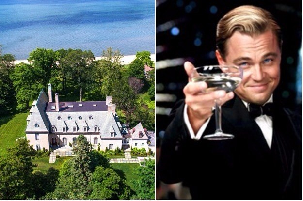 "The House That Inspired ""The Great Gatsby"" Is On The Market And Omfg I Want It"