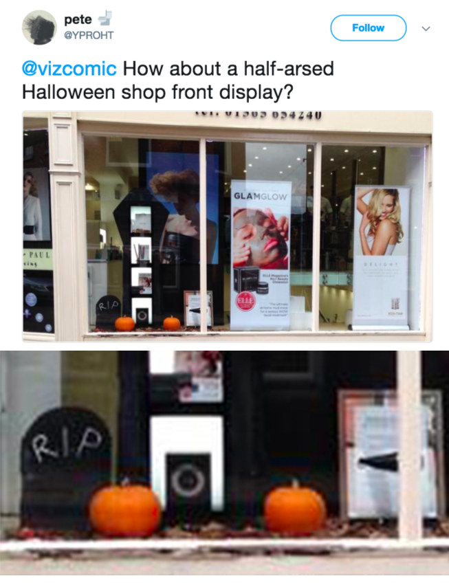 Buzzfeed Halloween Decorations Part - 33: Halloween Decorations In The UK: