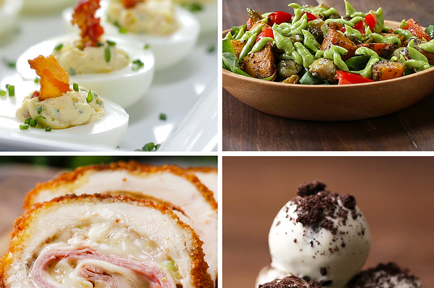 4 recipes for a tasty dinner party for Dinner party recipes for 12