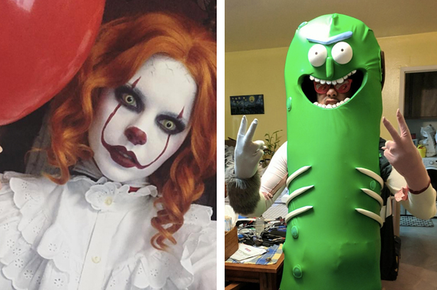 sc 1 st  BuzzFeed & These Are The 18 Halloween Costumes Youu0027ll Definitely See This Year