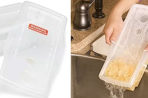 This Insanely Popular Microwave Pasta Cooker Will Change Your Life