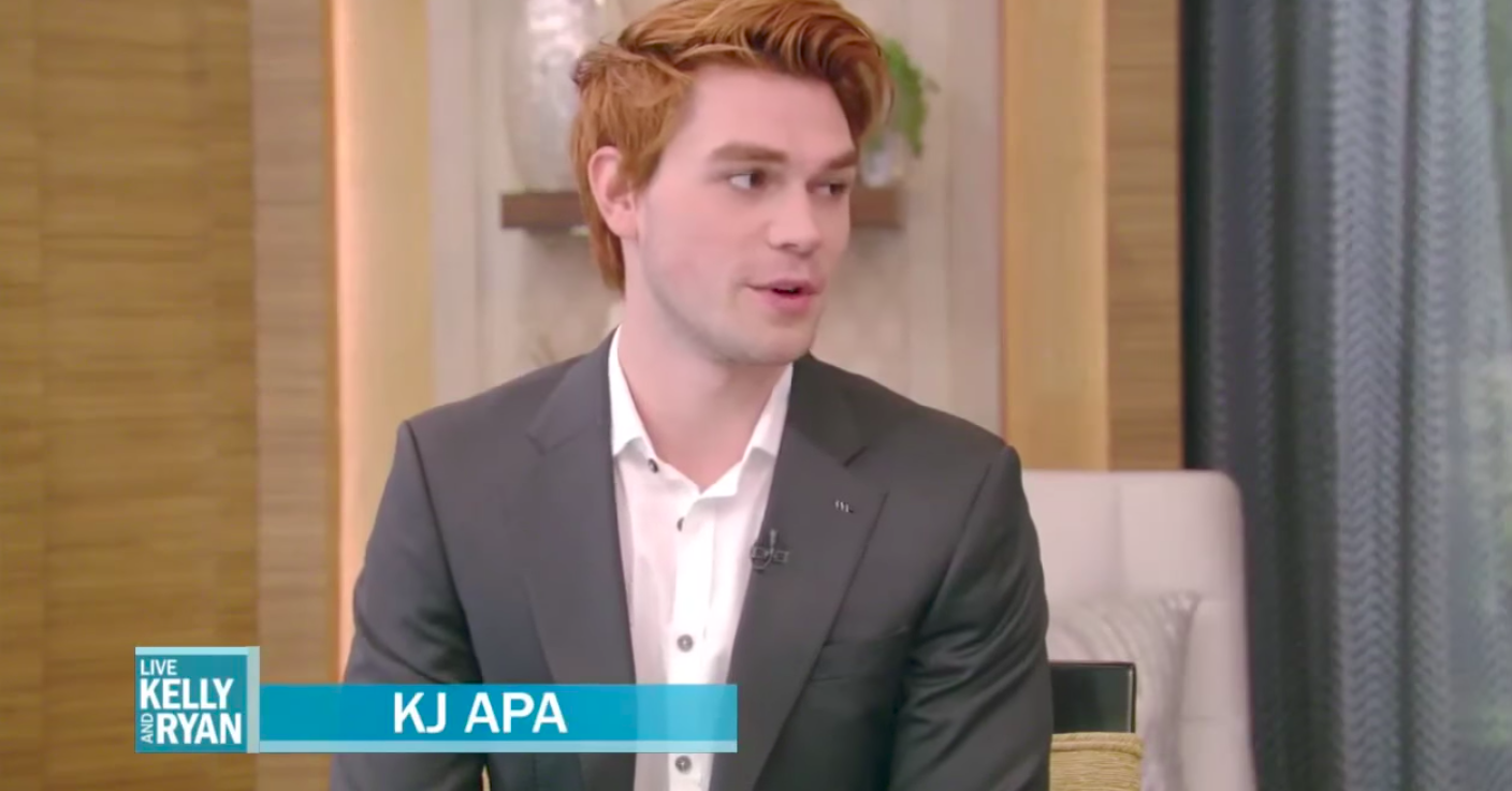 """Archie from Riverdale Called Vancouver """"Kind Of Boring"""" And People Have A Lot Of Feelings About It"""