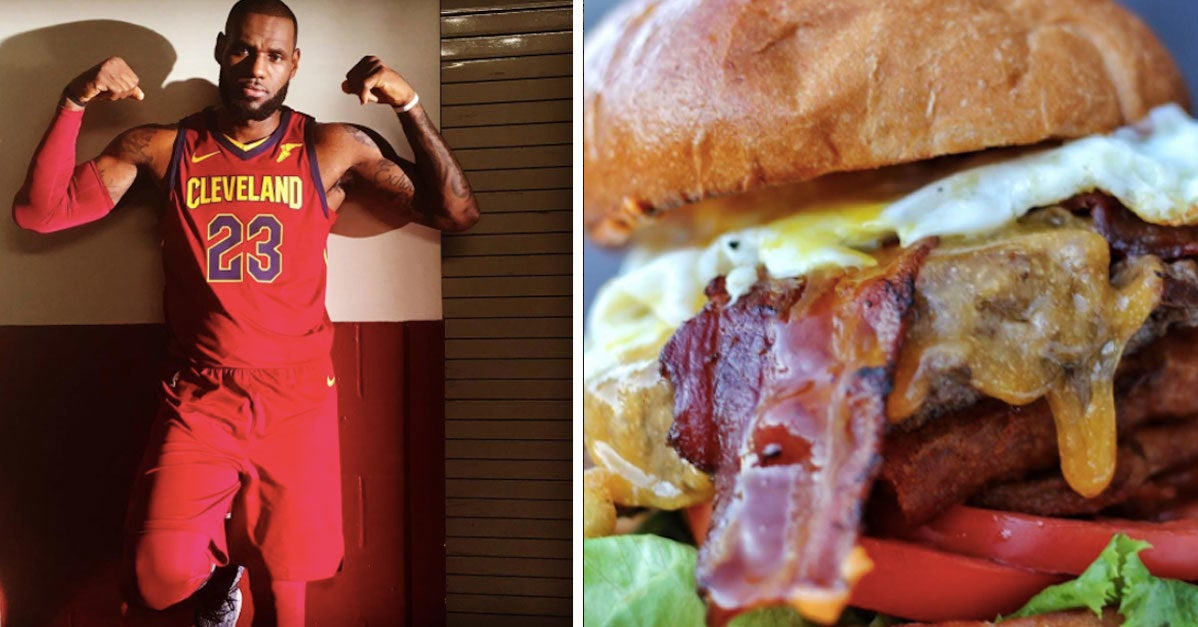 How Would You Eat An NBA Star's 4,300-Calorie Diet?