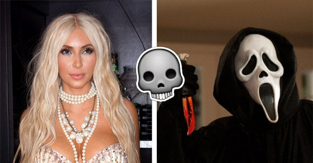 Invite A Bunch Of Celebs To Your Halloween Party And We'll Reveal If It'll End With Your Death
