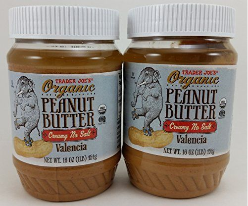 I love their creamy, no-salt organic peanut butter because it only has one ingredient, peanuts! My toddler enjoys it on pancakes in the morning or on bread as a snack. —luckyspyrah