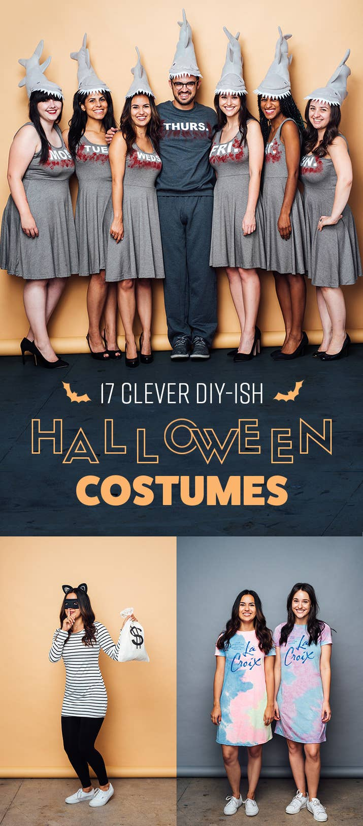 17 clever halloween costumes for anyone with a prime account and a share on facebook share biocorpaavc Choice Image