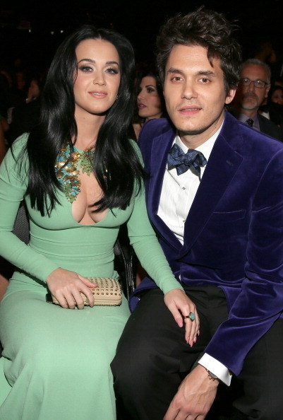 So, as you probably know, John Mayer and Katy Perry used to date.