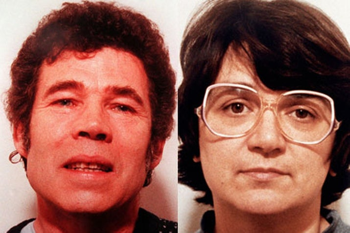 The scariest one was about Fred and Rosemary West who killed at least 10 young women and girls, some of them their own daughters. Most of the murders involved rape, bondage, torture, and mutilation. —arcticmankeys
