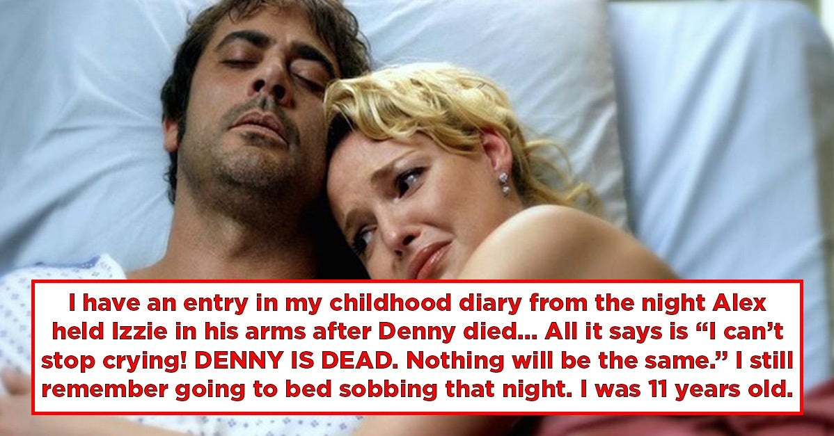 27 Moments From Greys Anatomy That Haunt You To This Day