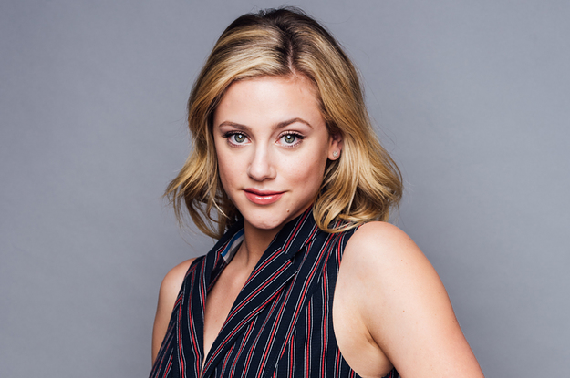 Image result for lili reinhart