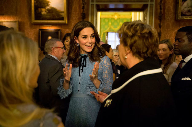 Kate, The Duchess Of Cambridge, Is Getting Shamed For Her Pregnant Body, And It's Giving Me Severe Mom Rage