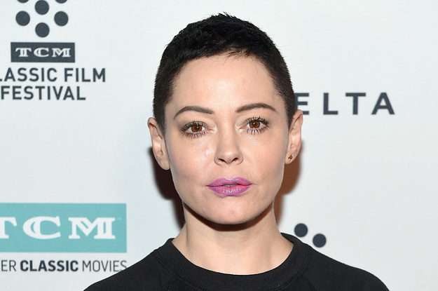 The Real Reason Twitter Restricted Rose McGowan's Account Instead Of Just Deleting One Tweet