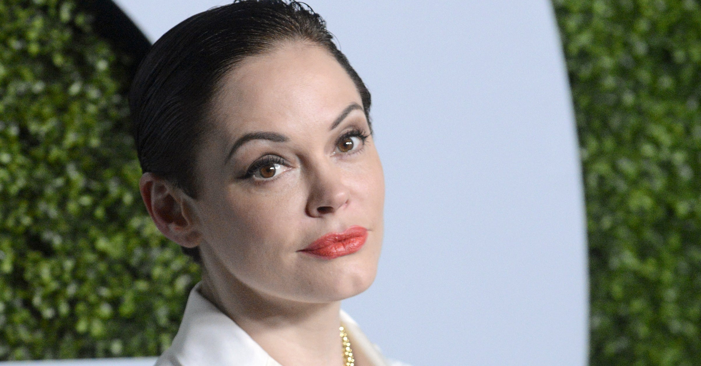 Rose McGowan Says Twitter Suspended Her Account After She Spoke Out About Treatment Of Women In HolyWood