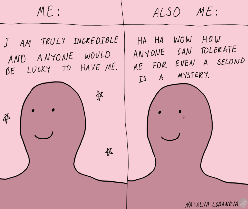 Imposters syndrome