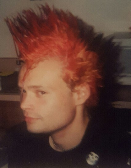 """I loved my mohawk, but I didn't want my employment options limited to Hot Topic or nothing."""