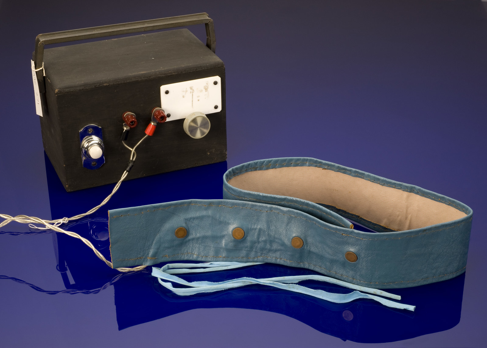 electric shock machine for back