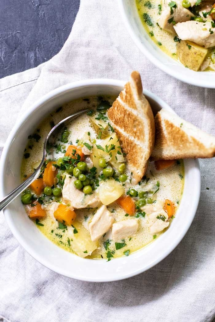16 Easy Ways To Upgrade Classic Chicken Soup