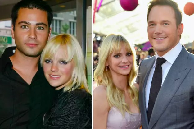Anna Faris Told The Story Of Leaving Her First Husband For Chris Pratt